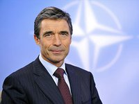 Rasmussen hopes Ukraine lives up to democratic principles