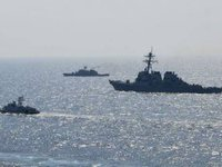 Ukrainian Ground Forces strengthen groups in Azov Sea sector in response to Russia's aggressive actions at sea