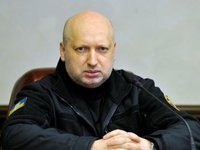 Turchynov expects funds pledged in Ukraine's defense budget for 2019 to increase rate of rearmament of law enforcement agencies