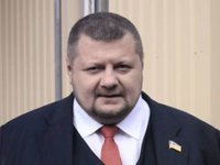 Law-enforcers detain MP Mosiychuk stripped of parliamentary immunity