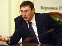 Lutsenko asks Rada to strip Opposition Bloc MPs Vilkul, Dunayev, Kolesnikov of parliamentary immunity