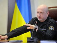 Turchynov considers it necessary to create strategic deterrent weapon in Ukraine