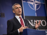 NATO not to offer program of enhanced capabilities to Ukraine at this time - Stoltenberg