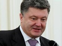 Poroshenko sworn in as Ukrainian president