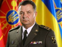 Poltorak quits military service to continue leading Ukrainian Defense Ministry as civilian