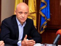 Incumbent Odesa Mayor Trukhanov declared winner in Sunday mayoral election