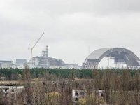 Containment structure installation over Chornobyl reactor four to start on Nov 3