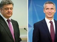 NATO Secretary General Stoltenberg to meet with Poroshenko on May 13