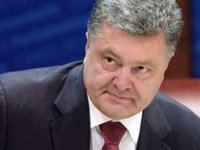 Poroshenko reports about successful test of new missile for military aviation