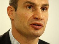 Klitschko confirms that Ukraine's opposition is ready for roundtable meeting with Yanukovych