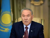 Nazarbayev steps down as Kazakh president