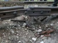 Two railroad workers injured in explosion on Luhansk militants-controlled rail line – Interior Ministry