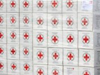 ICRC sends 162 tonnes of humanitarian aid to Russia-occupied districts in Donbas