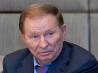 Kuchma considers decision on elections in Donetsk and Luhansk to be threat to Minsk process