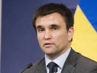 Klimkin, Greek counterpart to work on ratification of Ukraine-EU Association Agreement