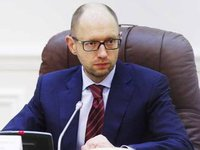 Yatseniuk: Ukrainian army to switch to contract service, de-facto become part of NATO