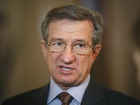 "Taruta presents 'Three Principles"" plan to end Russian occupation at MSC"