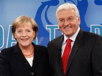 Merkel, Steinmeier have unified position on resolving Donbas conflict