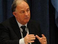 OSCE SMM Head Apakan visits Luhansk region, meets with mission observers