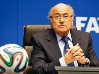 FIFA Executive Committee adopts resolution assuring fully support of holding 2018 World Cup in Russia - Blatter