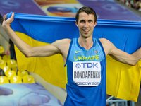 Ukrainian Bondarenko announced best European Athlete of 2013