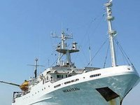 ISKATEL research vessel finishes latest research expedition along Black Sea shelf