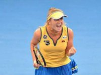 Ukrainian tennis player Svitolina wins Brisbane International