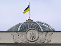 Rada speaker urges Washington to impose additional sanctions on Russia