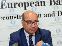 EBRD president at meeting with Danyliuk notes importance of privatization in Ukraine