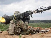 Javelin missile systems one more restraining factor against Russian aggression – Poroshenko
