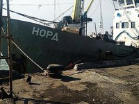 Nord fishing vessel's captain Horbenko goes missing, his lawyer says