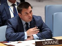 Klimkin in Canada discusses economic cooperation, assistance in fight against Russian aggression
