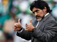 Maradona says ready to live in Belarus