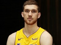 Ukrainian Mykhailiuk signs contract with Los Angeles Lakers