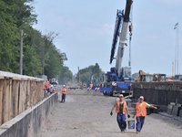 Ukrzaliznytsia to complete construction of railway express to Boryspil airport by Dec