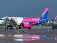Wizz Air doubles passenger transportation in Jan-Oct