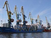 About UAH 6 bln revenue shortfall for Ukrainian ports in Azov Sea region since 2014