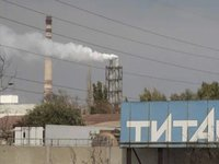 One of theories of air pollution in Crimea is deliberate chemicals release by Russia to make Ukraine resume water supply