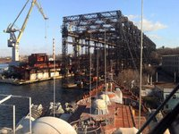Court lifts arrest from property of Mykolaiv shipyard Ocean