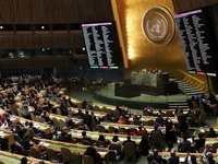 UN General Assembly condemns violation of human rights in Crimea