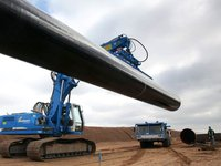 Nord Stream 2 now 57% complete, 1,391 km built