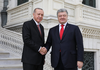 Presidents of Ukraine, Turkey discuss situation with rights of Crimean Tatars in annexed Crimea in Istanbul