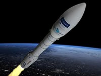 A European Vega rocket with Ukrainian engine successfully puts Moroccan remote sensing satellite into orbit