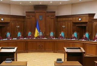 Constitutional Court recognizes non-constitutional provisions of prevention of corruption law, criminal liability for declaring false information