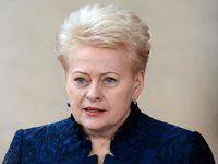 Poroshenko, Grybauskaitė call to toughen sanctions against Russia for its aggression in Azov Sea