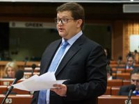 Ukrainian delegation in PACE to put Russia status issue on ad hoc committee's agenda – Ariev