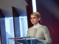 Tymoshenko rejects idea of Donbas' autonomy
