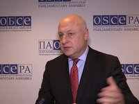OSCE PA President is concerned over ceasefire violations in Eastern Ukraine