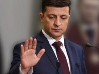 Zelensky swears his allegiance to Ukrainian people