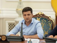 Zelensky asks Rada to appoint Prystaiko Ukrainian FM instead of Klimkin